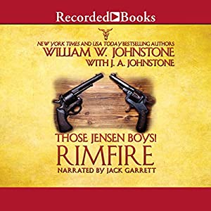 Those Jensen Boys! Rimfire Audiobook