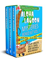 There's trouble in paradise... deadly trouble! From the Hawaiian resort town of Aloha Lagoon comes a boxed set of the first three, full-length cozy mystery novels in the Aloha Lagoon Mysteries series! This set includes the following novels by...