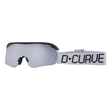 d40620c1987 Amazon.com   DCURVE Nordic Glider Goggles (Black)   Sports   Outdoors