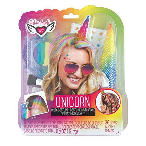 Diy Fashion Halloween Costumes (Fashion Angels Insta Costume Kit Unicorn- DIY Unicorn Costume)