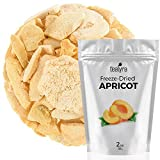 Cheap Apricot – Freeze Dried Fruits Snacks Chunks – Non-GMO – Gluten-Free – No Sugar Added – 100% Natural and Organically Processes – Tealyra