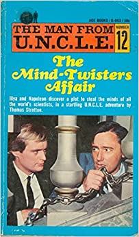 Man From Uncle 12 Mind Twisters Affair