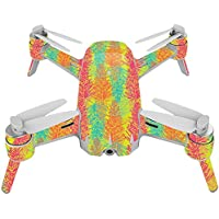 Skin For Yuneec Breeze 4K Drone – Spring Pines | MightySkins Protective, Durable, and Unique Vinyl Decal wrap cover | Easy To Apply, Remove, and Change Styles | Made in the USA