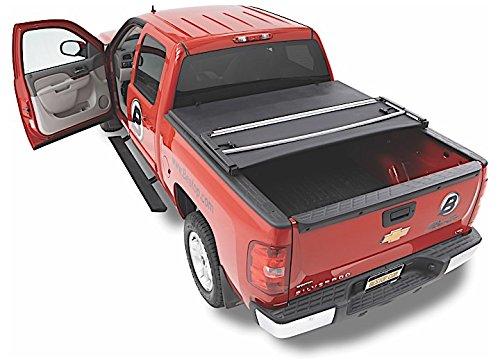 Bestop 16216-01 EZ-Fold Truck Tonneau Cover for 2014-2018 Chevy Silverado/GMC Sierra 1500, 5.8' bed