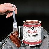 Glyptal Brush On Red Enamel 1 Quart