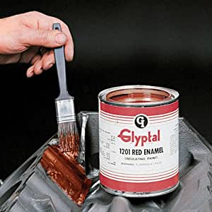 Glyptal 1201 Red Insulating Paint