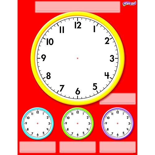clock chart - 4