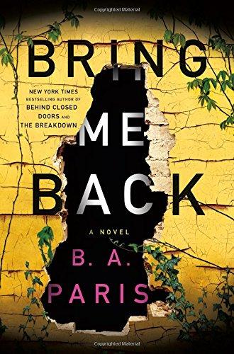 Bring Me Back: A Novel thumbnail
