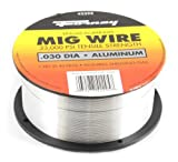 Forney 42295 Mig Wire, Aluminum Alloy ER4043.030-Diameter, 1-Pound Spool