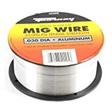 Forney 42295 Mig Wire, Aluminum Alloy ER4043, .030-Diameter, 1-Pound Spool
