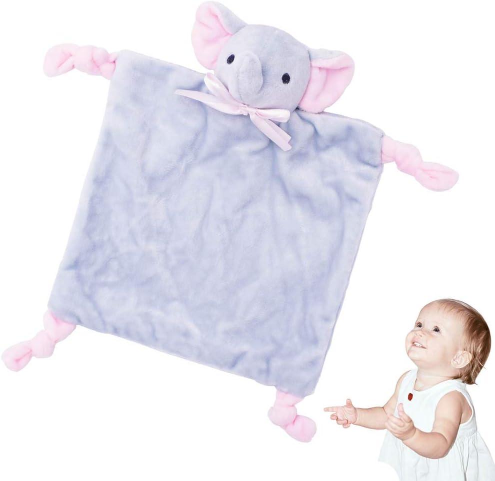 Toalla Para Bebé - WENTS Baby Comfort Soft Toalla Relleno Animal Peluche Juguete Dormir Chupete Bebé Peluche Juguete