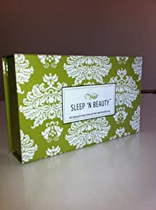 Amazon Com Sleep N Beauty Silk Pillowcases Home Amp Kitchen