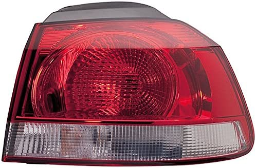 Outer section Right HELLA 2SD 009 922-101 Combination Rearlight Bulb Technology
