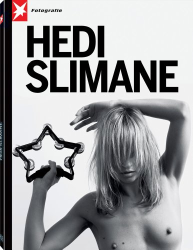 Hedi Slimane (Portfolio (teNeues Numbered)) (English And German Edition)
