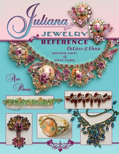 Juliana Jewelry Reference, DeLizza & Elster: Identification & Price Guide