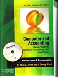 Amazon systems understanding aid instructions flowcharts and computerized accounting using peachtree complete accounting 2010 fandeluxe Image collections