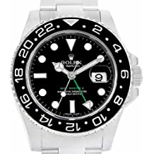 Rolex GMT Master II automatic-self-wind mens Watch 116710 (Certified Pre-owned)