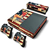 ModFreakz™ Console/Controller Vinyl Skin Set – Vintage America Flag for Xbox One Original Review
