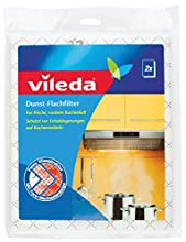 Vileda Dunst-Flachfilter Paquete Doble Pack 1446