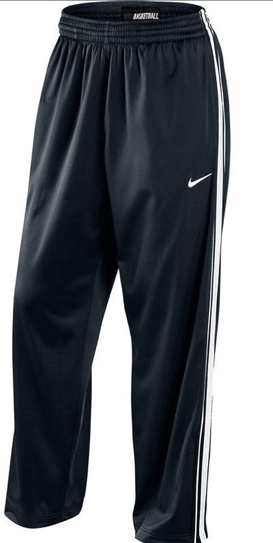 Amazon.com: Nike Men's Practice Overtime Basketball Pants-Black/White-Large:  Sports & Outdoors