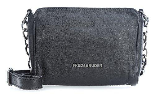 FredsBruder Iconic MiniMe Bolsas de hombro negro