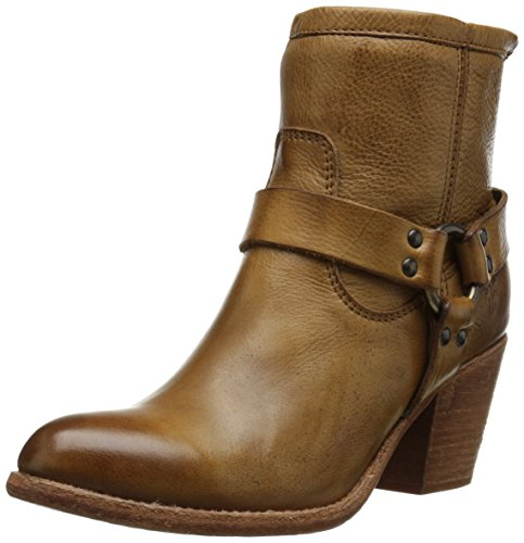 Women's Boot FRYE Short Camel Tabitha 77944 Harness ZBndwqI