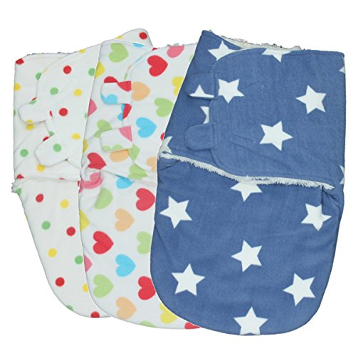 LUXEHOME Lovely Swaddle Polyester Blanket product image