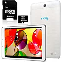 Indigi® 7 Android 4.4 Tablet 3G SmartPhone Extra 32GB Free Google Play Store US Seller