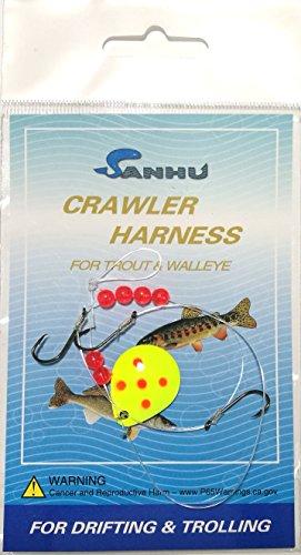 Sanhu Crawler Harness - 10 Packs - Item #628
