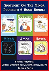 Bible Study Guide - Bible Commentary: A Summary Of The Minor Prophets, 6 Book Bundle (1)  JONAH, OBADIAH, JOEL, HOSEA, AMOS, MICAH (Spotlight On)