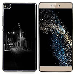 Planetar ( Ciel ) Huawei Ascend P8 (Not for P8 Lite) Fundas Cover Cubre Hard Case Cover