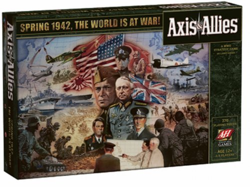 axis and allies 1942 board game - 2