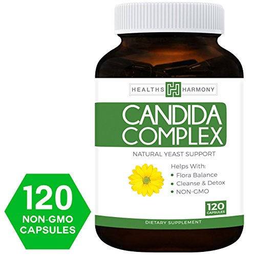 Candida Cleanse NON GMO 120 Capsules product image