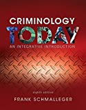 Criminology Today 8th Edition