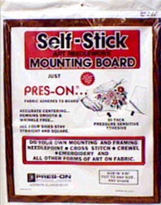 Pres-On Mounting Board 16x20 (Sticky Board)