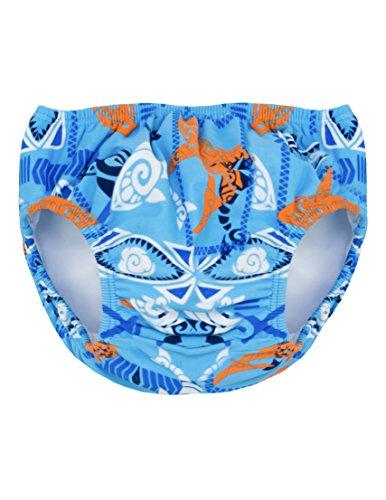 Tuga Boys Reusable Swim Diaper, Night, (Boys Swim Diaper)