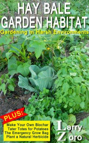 Hay Bale Garden Habitat