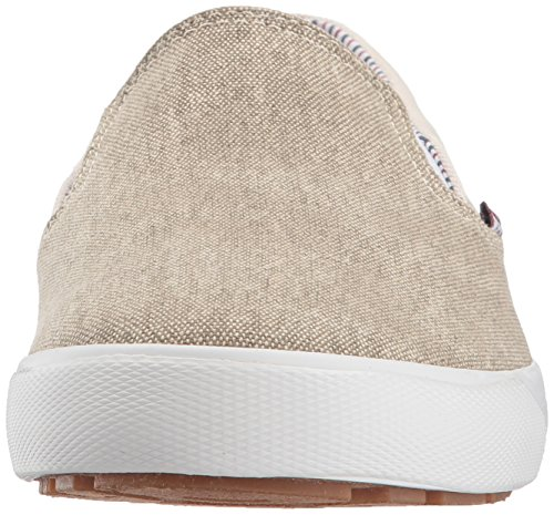 Ben Sherman Menns Pete Slip On Sneaker Sand