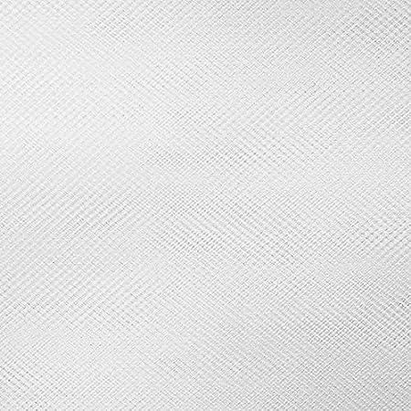 White 25-Yard Bolt Expo International 108-Inch Classic Nylon Tulle Fabric