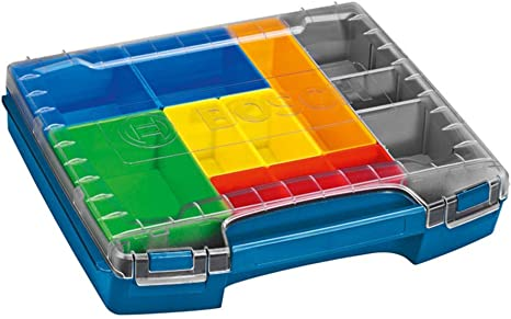 Bosch Sortimo i-BOXX 72/NERO bestueckt