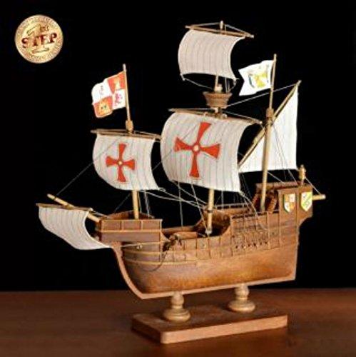 (Santa Maria First Step - Model Ship Kit by Amati)