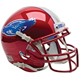 FLORIDA ATLANTIC OWLS MINI Football Helmet FAU (CHROME)