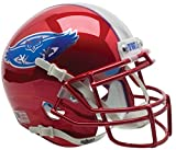 FLORIDA ATLANTIC OWLS NCAA Schutt XP Authentic MINI Football Helmet FAU (CHROME)