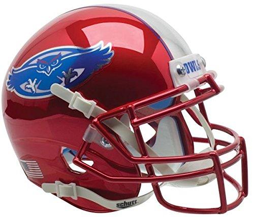 (Florida Atlantic Owls Alternate 1 Schutt Mini Football Helmet)
