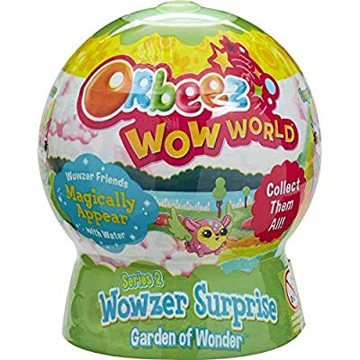 Orbeez - Wowzer Suprise Garden of Wonder Pets - Series 2 - Just Add Water and Watch Your Wowzer Friend Magically Appear!: Toys & Games