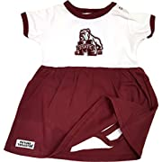 Future Tailgater Mississippi State Bulldogs Onesie Baby Dress