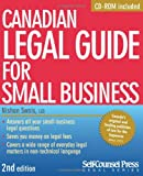 Canadian Legal Guide for Small Business, Nishan Swais, 155180798X