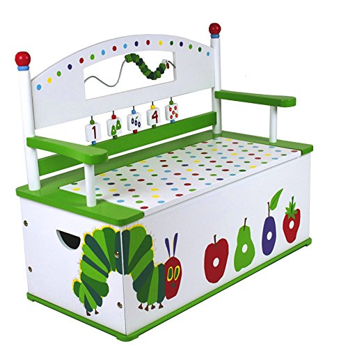 Very Hungry Caterpillar Toy Box ()