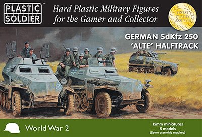 German SdKfz 250 'Alte' Halftrack ()