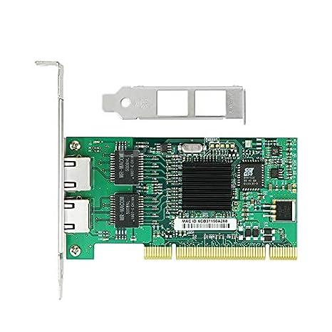 TOOGOO Servidor PCI Tarjeta de Red 1000 M RJ 45 Adaptador de ...